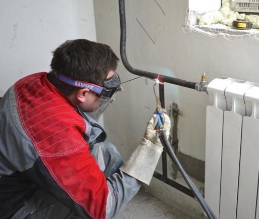 покупок! установка радиаторов отопления в квартире Виола Тараканова