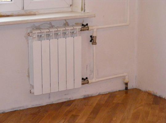 Из чего делать стояки системы отопления